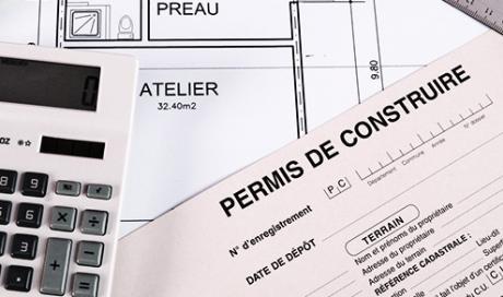 Constat D Huissier Affichage Du Permis De Construire Decret N